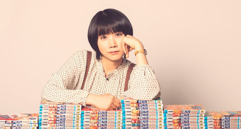 松本穗香主演《一直思考刃牙是不是BL的少女的紀錄》,8月正式開播!