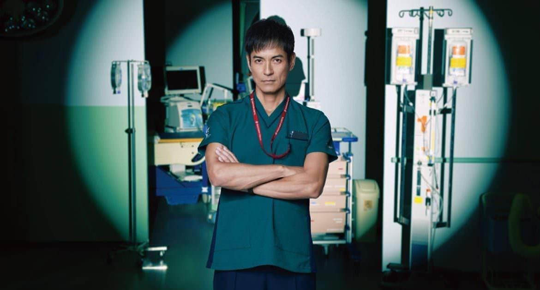 澤村一樹確定演出《夜間醫生》,擔任「Night Doctor」的指導醫