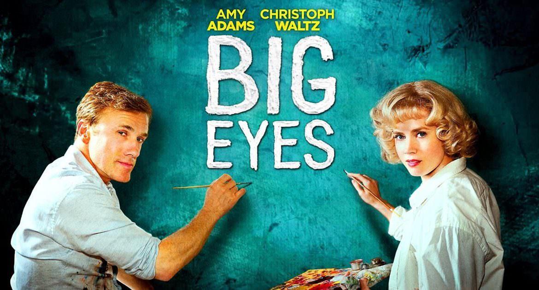 【影評】《大眼睛》生活即藝術,時代是造就傳奇的畫布