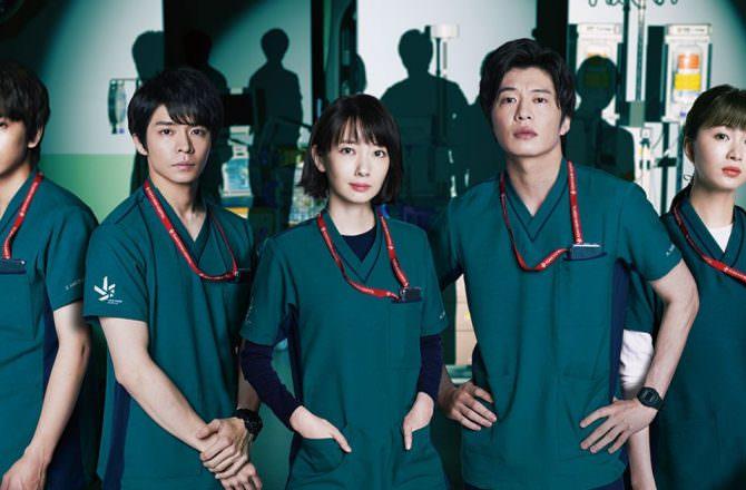 【日劇】《夜間醫生》分集劇情、演員介紹:陪伴患者迎接黎明的使者們