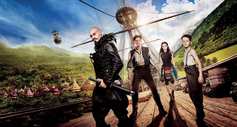 【影評】《潘恩:航向夢幻島》顛覆想像的童話起源,視覺傑出的冒險歷程