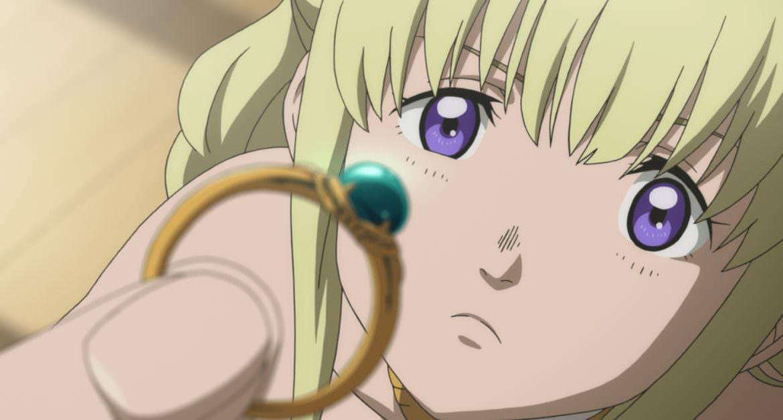 動畫《給不滅的你》第11集,不死與古古長大成人!鈴必須接受父母安排的婚約?