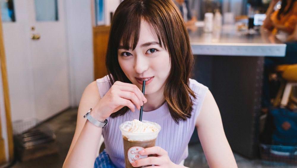 咖啡遇上香草-福原遙