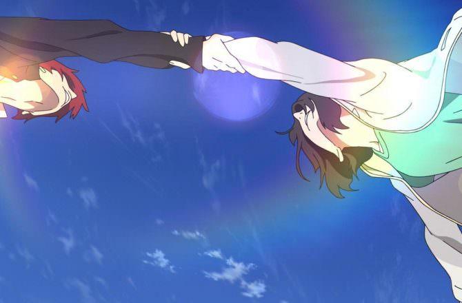 【影評】《知道天空有多藍的人啊》長大,就像煙火只在一瞬間。