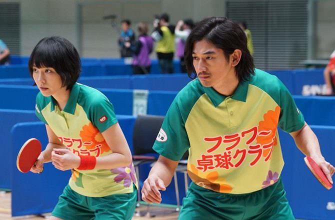 【影評】《乒乓少女大逆襲》球拍之間的情與棄。