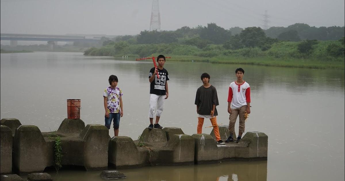 【電影】《被寬恕的少年們》上村侑主演:劇情、上映時間、演員介紹、預告片