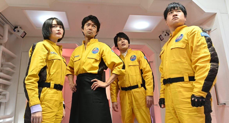 【日劇】《來去火星住一生》劇情、演員與角色介紹(2020冬季)