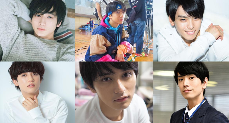 2020上半年日劇小鮮肉盤點!6名新生代男演員,陪你打發居家防疫時光!