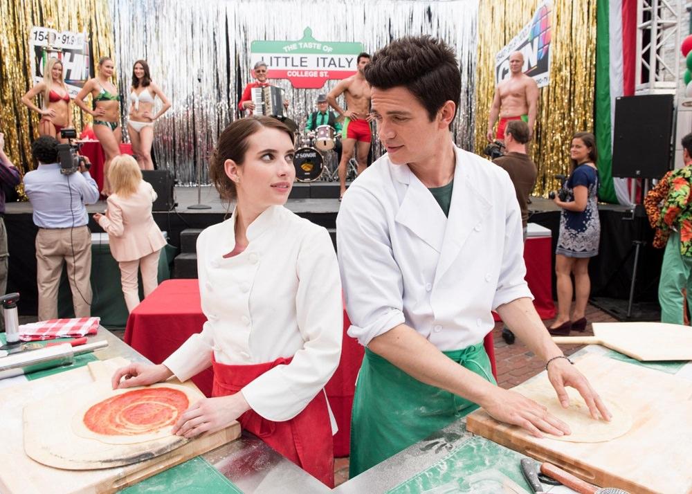【影評】《料理冤家》愛和味道一樣騙不了人。