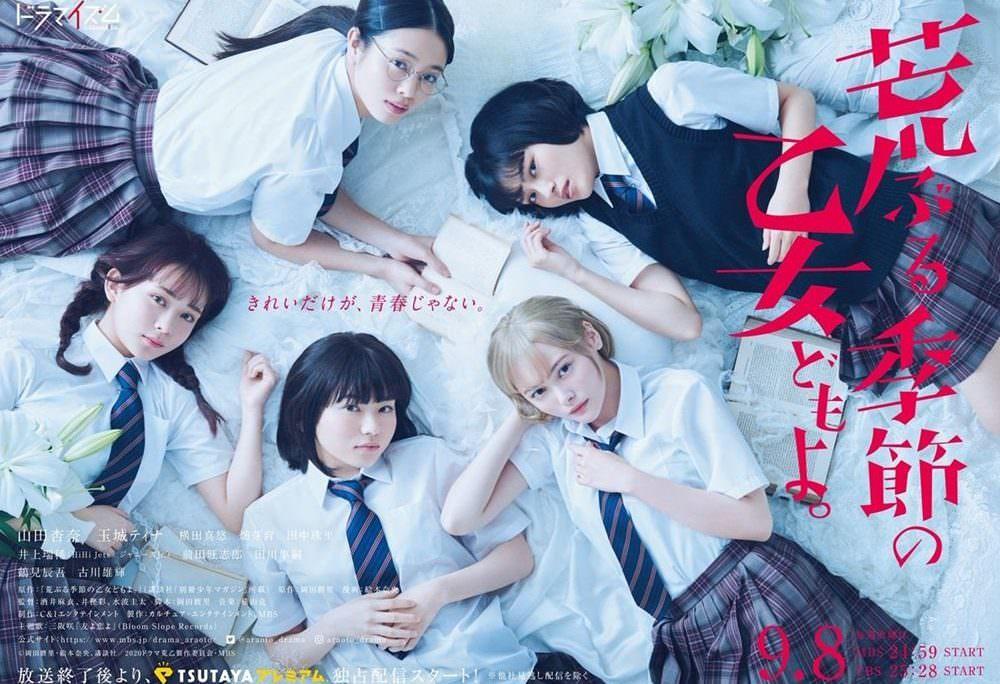 【日劇】《騷亂時節的少女們》劇情、演員與角色介紹(2020夏季)