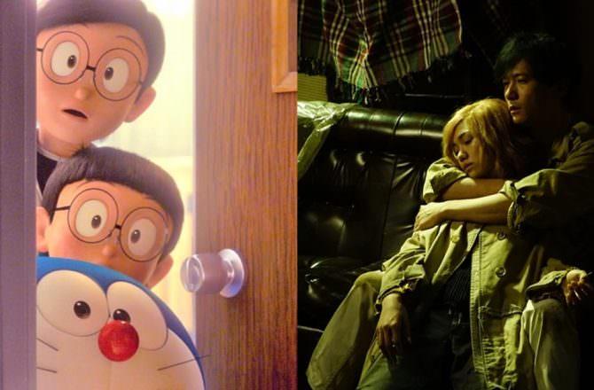 【日本院線】11/20上映電影整理:哆啦A夢再次來襲!二階堂富美再拚演技