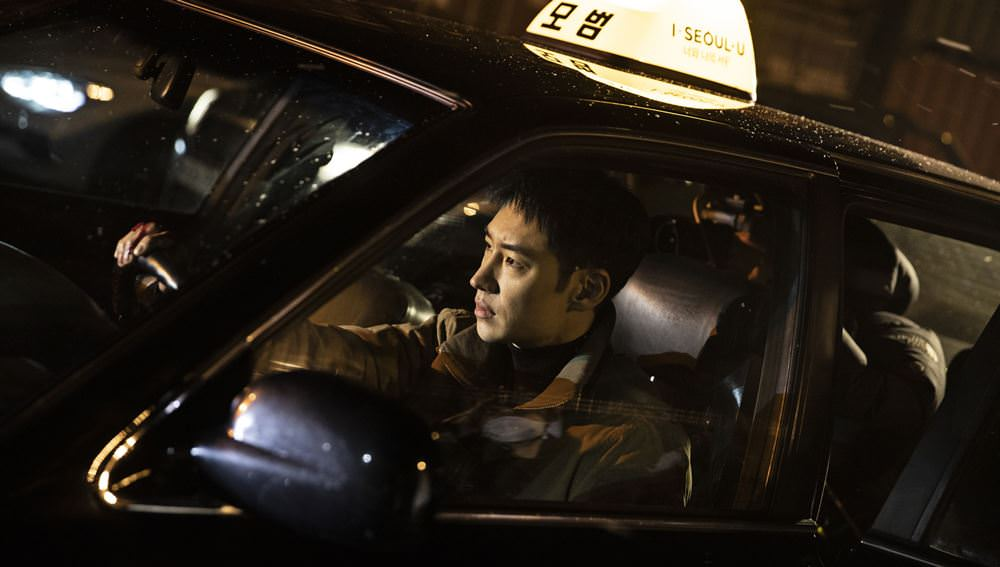 模範計程車-李帝勳