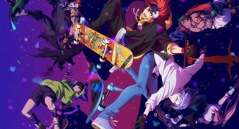 【動畫】《SK8 the Infinity》劇情、角色介紹:男孩們與滑板的激情
