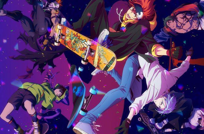 【動畫】《SK8 the Infinity》劇情、角色介紹:競技雖在一瞬間,但滑板的瘋狂卻是無限的(2021冬季動漫)