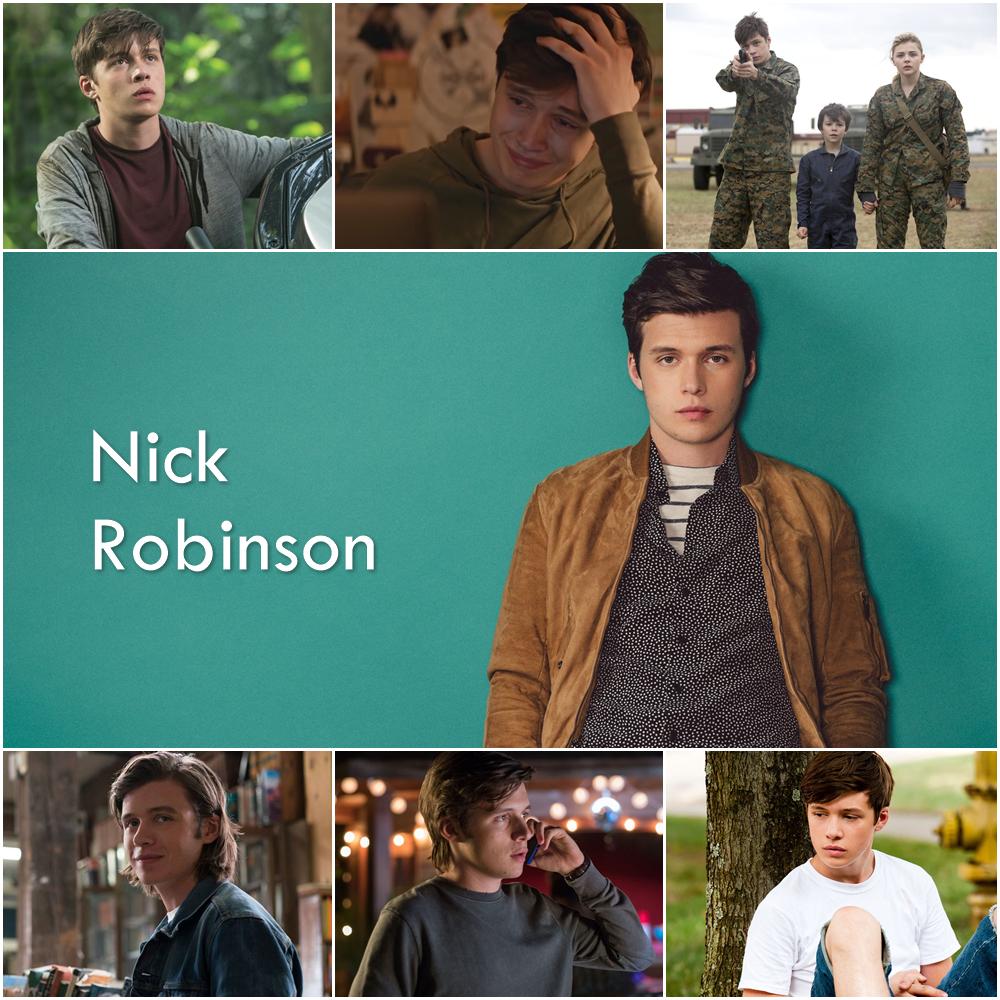 尼克羅賓森 Nick Robinson