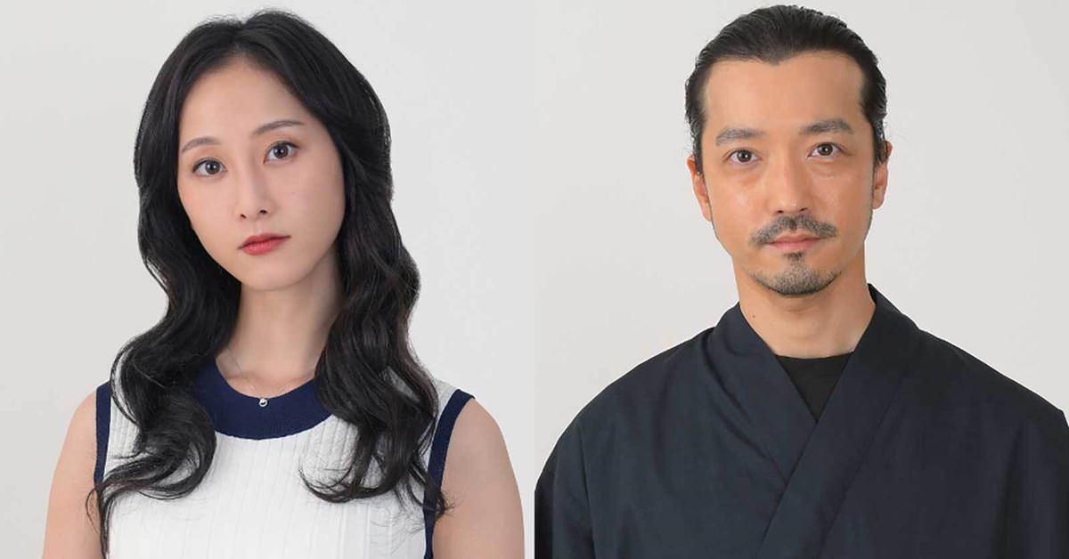 松井玲奈、金子統昭參演約定的灰姑娘